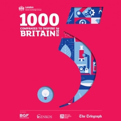 London Stock Exchange 1000 companies logo