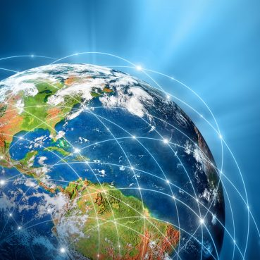 circular economy globe