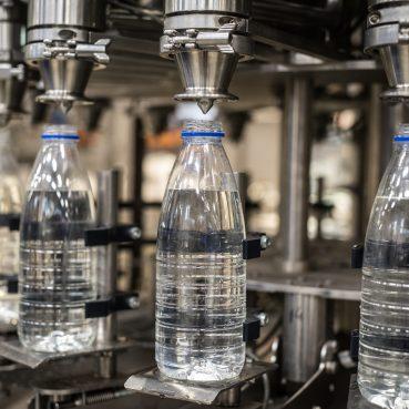 plastic packaging bottles production line