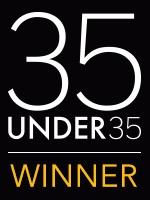35 under 35 winner