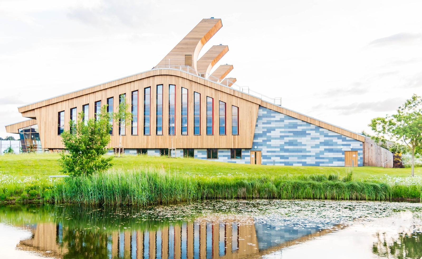 GSK carbon neutral lab