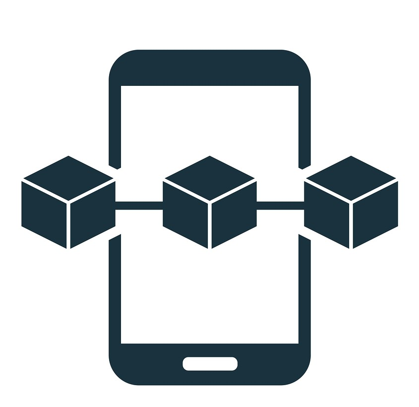 blockchain app logo image