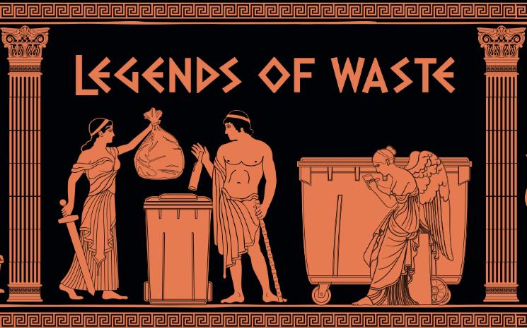 legends of waste resource hot 100