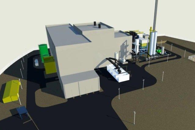 new efw plant hooton bio power