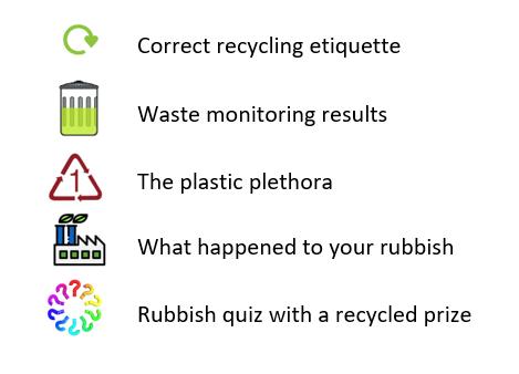 recycle week screenshot
